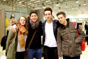 Radio 1 Nick Grimshaw & the Breakfast show team