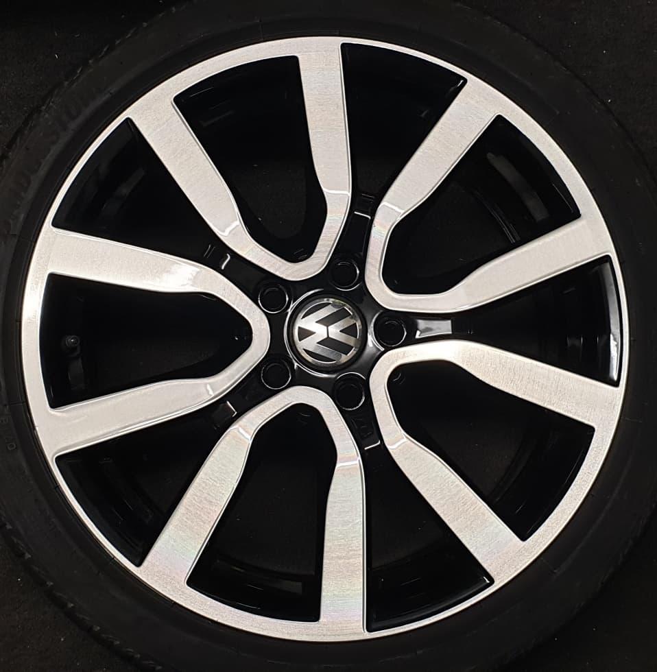 Wheel Stripping